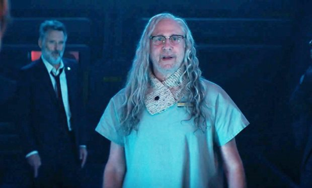 Bill Pullman is back in the new movie and he's even joined by a character presumed dead.