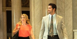 Melissa Joan Hart and Jesse Metcalf star in God's Not Dead 2.