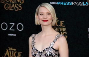 Mia Wasikowska_Alice Through The Looking Glass_ Press Pass LA