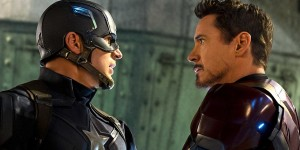 Chris Evans and Robert Downey Jr. give stellar performances that drive the movie.