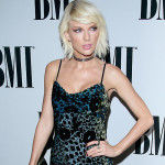 BMI AWARDS: TAYLOR SWIFT RECEIVES THE TAYLOR SWIFT AWARD