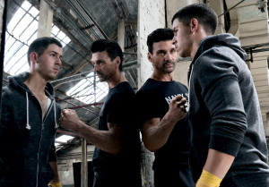 Frank Grillo returns for more MMA action in Kingdom.