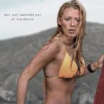 BLAKE LIVELY FIGHTS FOR HER LIFE IN 'THE SHALLOWS'