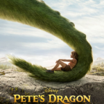 DISNEY RELEASES FIRST LOOK AT PETE'S DRAGON: TRAILER