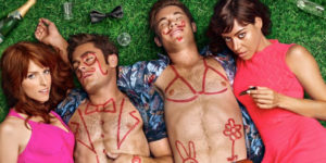 An ensemble cast full of fantastic chemistry elevates Mike and Dave Need Wedding Dates.