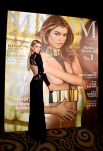 Stella Maxwell_MAXIM Hot 100 Party