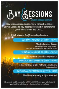 bay sessions