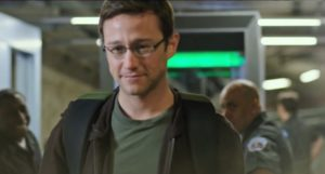 Joseph Gordon-Levitt gives one of his most compelling performances to date as Edward Snowden.
