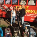 Alison Eastwood and Eastwood Ranch Honor Rescue Express for their 5000th Animal Rescue Transport