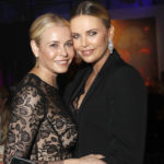 7th Annual amfAR Inspiration Gala Los Angeles Honors Jeffrey Katzenberg & Charlize Theron