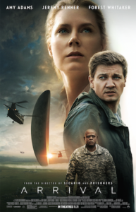 Arrival _ Film Poster