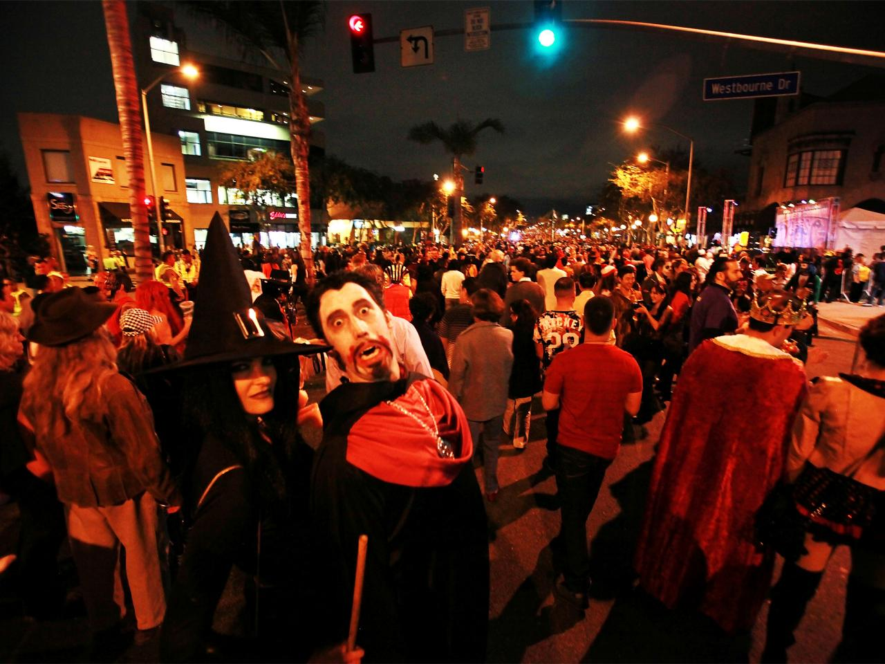 los angeles: what to do this halloween weekend - press pass la