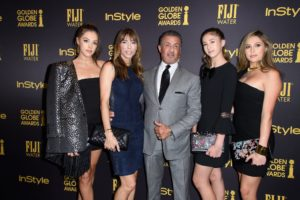 SylvesterStallone_ Daughters