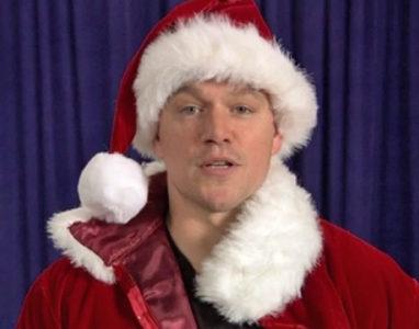 Matt Damon_ Christmas