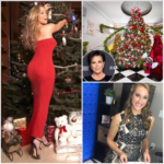 A List Lifestyle: How Celebs Like Mariah Carey, Michelle Obama & More Celebrate the Holidays!