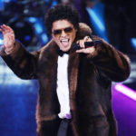 Bruno Mars to Perform at the 59th Annual GRAMMY Awards