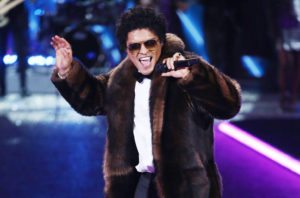 Bruno Mars_Grammy Awards