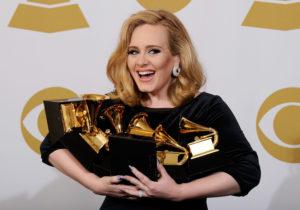 Adele _ Grammys