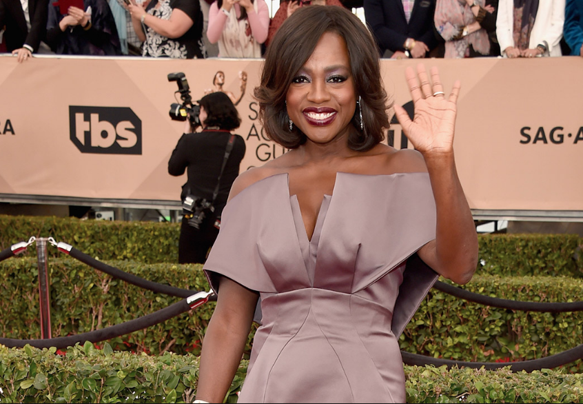 SAG Awards Presenter_ Viola Davis
