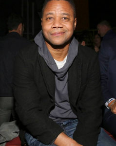 Cuba Gooding Jr._ NHL All Star Weekend