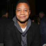 Cuba Gooding Jr. & NHL Players Celebrate All Star Weekend at Nightingale