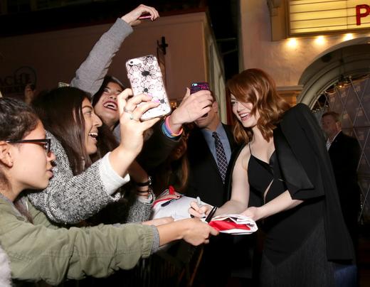 Emma Stone _ Ryan Gosling _ La La Land