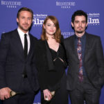 Emma Stone& Ryan Gosling are honored with the Outstanding Performance Awards at SBIFF
