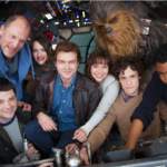 Han Solo Movie Officially Starts Production