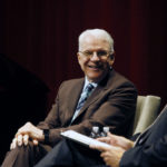 Steve Martin Opens New Season of Anticipated Speaker Series