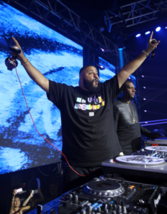 DJ Khaled_MAXIM Super Bowl Party