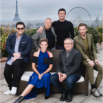 "Stars Emma Watson, Dan Stevens, Josh Gad and Luke Evans Gather in Paris for ""Beauty and the Beast"""