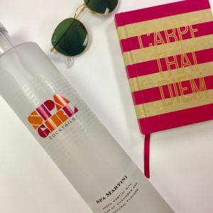 Spa Girl Vodka
