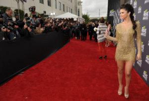 Selena Gomez at 2016 MTV Movie Awards (John Shearer/Invision for MTV/AP Images)