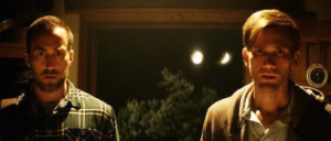 "A still of Justin Benson and Aaron Moorhead from ""The Endless"""