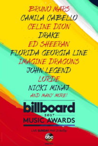 Billboard Music Awards' Instagram