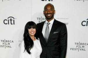 Kobe Bryant with wife Vanessa Laine Bryant (Taylor Hill/Getty Images)