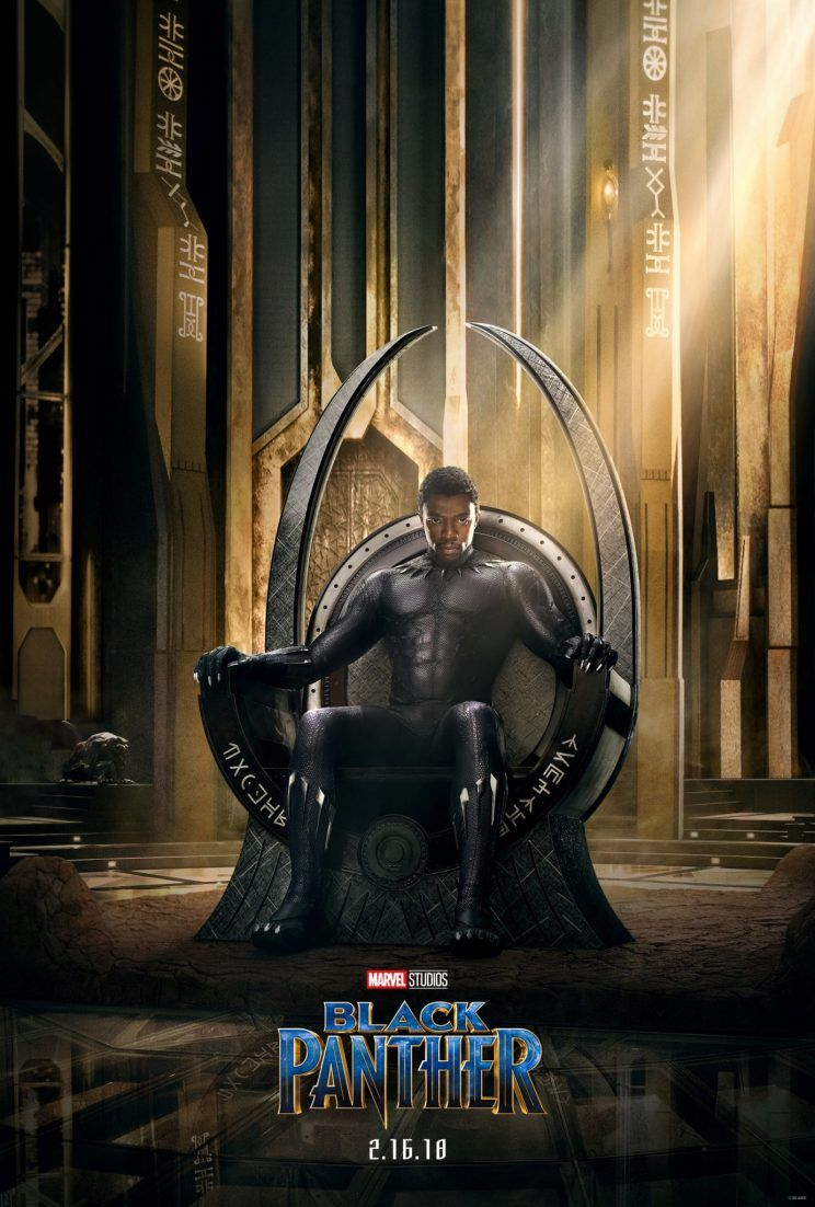 Marvel Studio Black Panther_ Press Pass LA