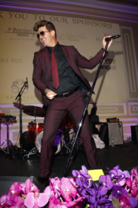 Face Forward Gala_Robin Thicke