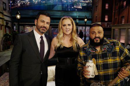 Jimmy Kimmel_Brooklyn_DJ Khaled_Amy Schumer