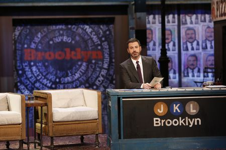 Jimmy Kimmel_Brooklyn