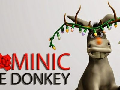 letter note player source dominick the christmas donkey s christmas cards - Dominique The Christmas Donkey