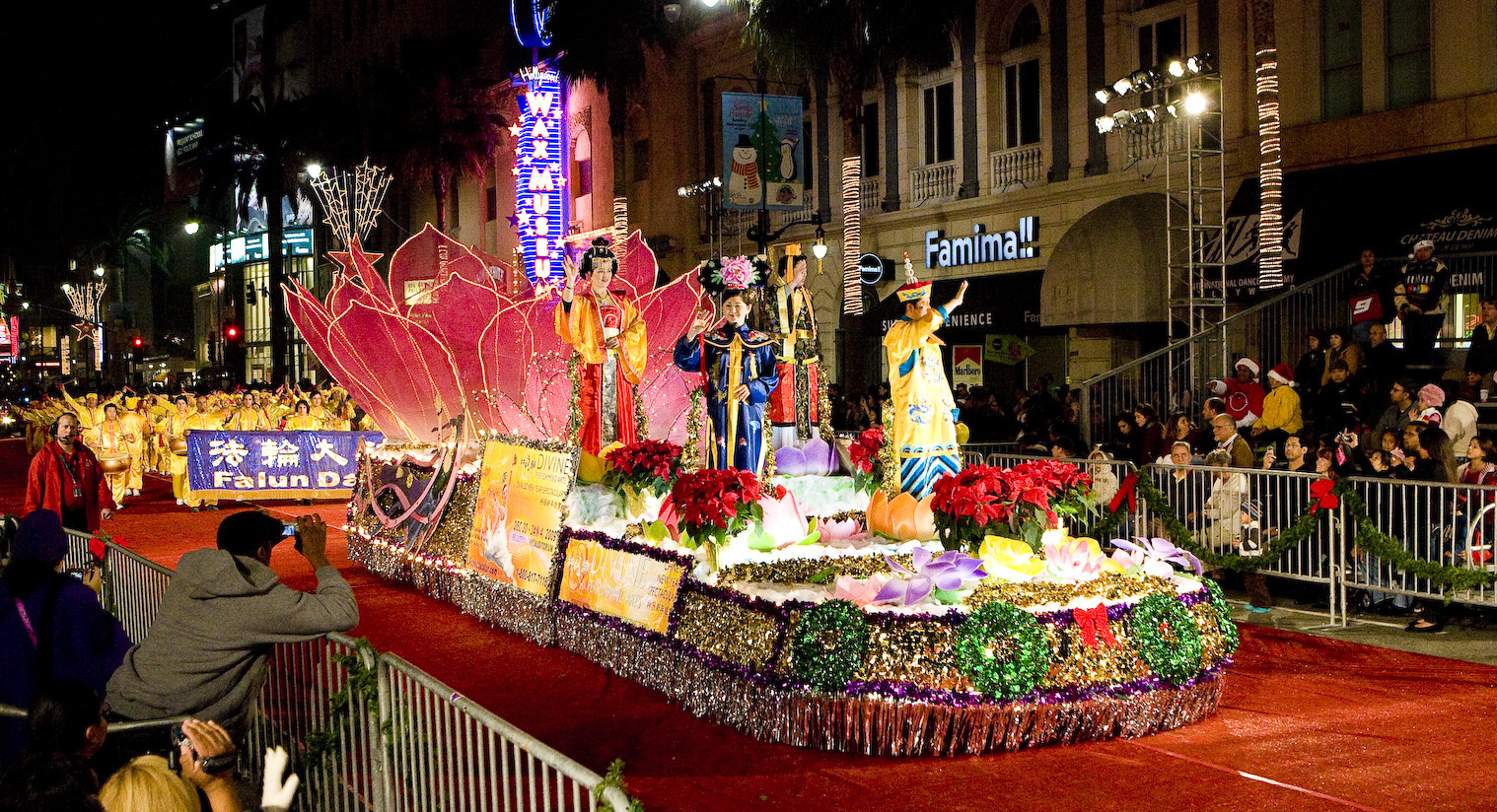 86th annual christmas parade to air on december 15th press pass la