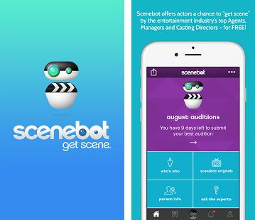 Scenebot App